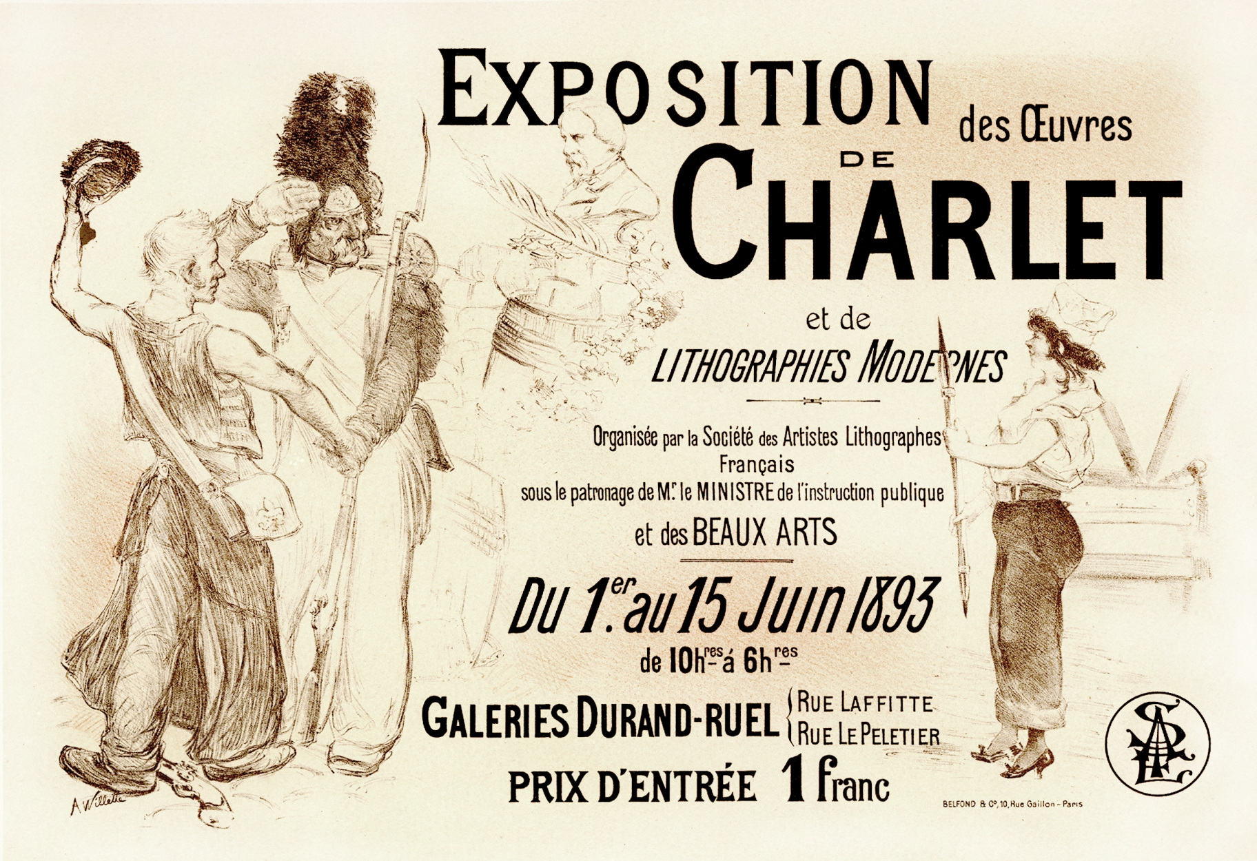 Adolphe Charlet Net Worth